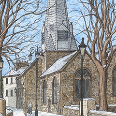 Winter-Church-V